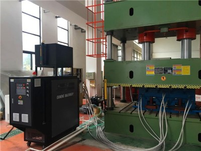 模温机在玻璃钢水箱生产的应用「欧能机械」更专业更专注
