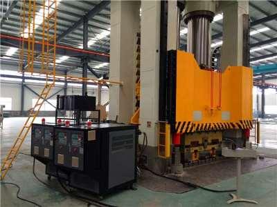 碳纤维模压生产为什么要用到模温机?「欧能机械」