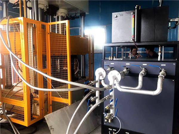模温机循环泵出现异响如何判断