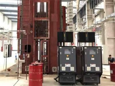 碳纤维模压成型中模温机占有什么样的作用?「欧能机械」