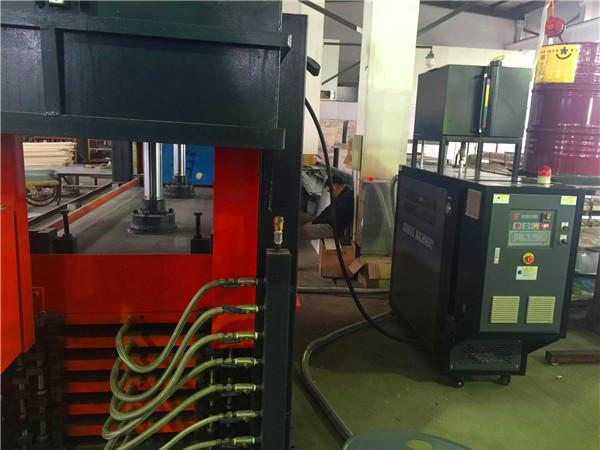 160万大卡电热导热油炉