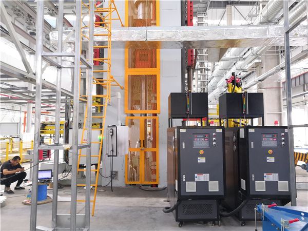 SMC复合材料油温机