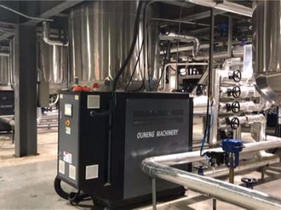 PLC智能化工反应釜温度控制系统的组成和原理介绍「欧能机械」