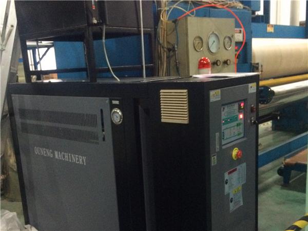 浅谈油式模温机屏蔽泵的特点