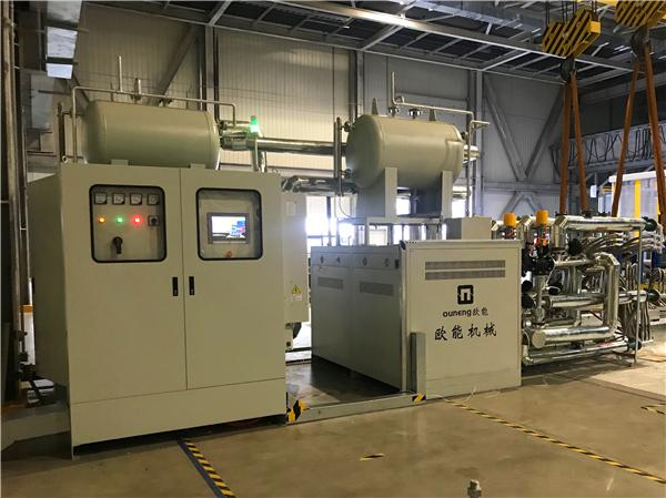 碳纤维RTM成型模具温度控制机