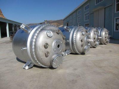 六大常用反应釜,「欧能机械」一一列举