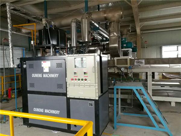电加热导热油炉使用步骤