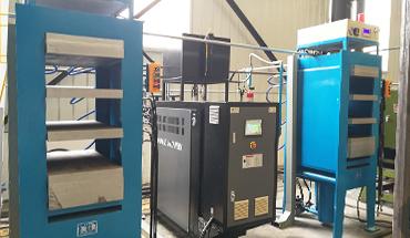 压铸油温机应用场景