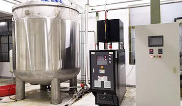 超高温油温机应用案例