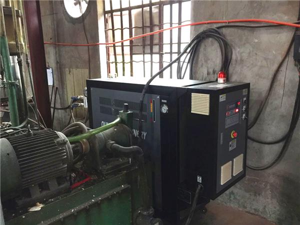 油温机初次使用如何排气-三大步骤[欧能机械]