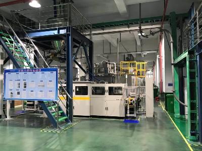 锂电池湿法生产线