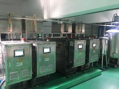 锂电池材料生产线
