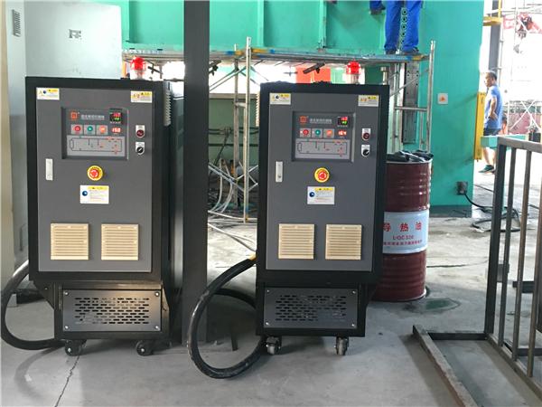 高温油温机安装