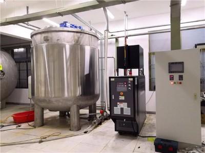 反应釜温度控制系统操作及使用注意事项「欧能机械」
