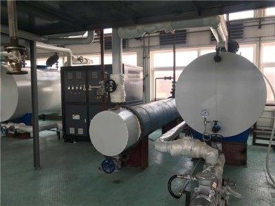 反应釜选择油温机,综合考虑哪些因素?「欧能机械」