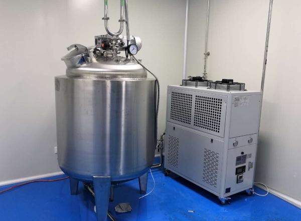反应釜模温机