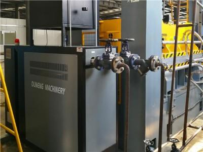 模温机在医用口罩生产线的使用「欧能机械」愿疫情早日结束