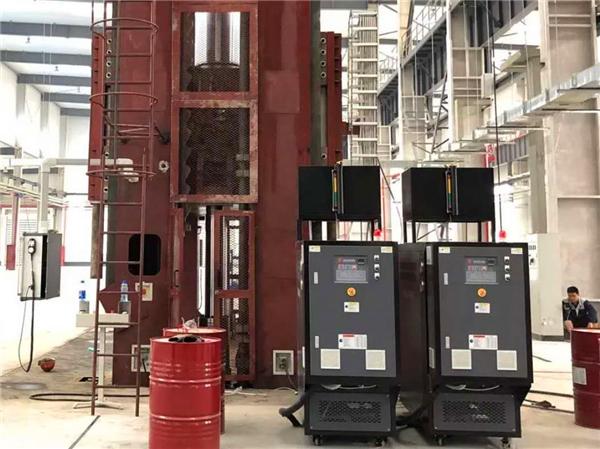 高低温模温机热油控制系统