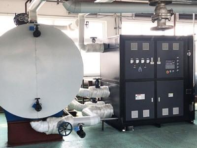 电加热导热油炉快速升降温