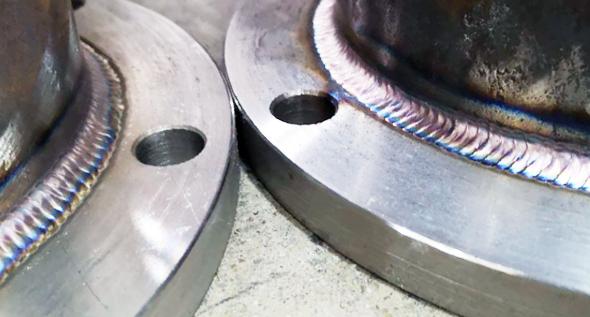 焊接工艺检测