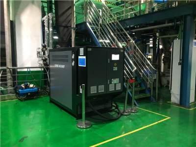 模温机在锂电正极材料湿法生产线不可替代的作用