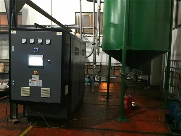 模温机和反应釜的配合运用