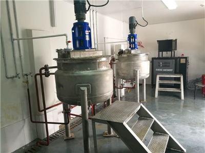 连续搅拌电加热反应釜的温度,「欧能机械」实现智能控制