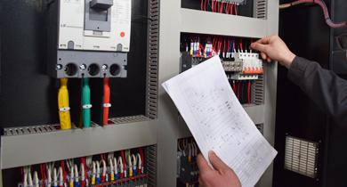 电工工艺检测