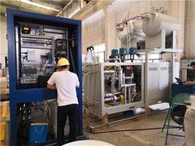 「欧能模温机」采用高精度二级冷却温度控制系统