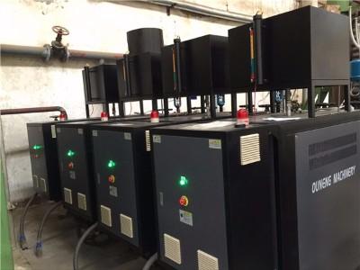 模温机如何实现远程控制?「欧能机械」RS485通信,方便快捷!