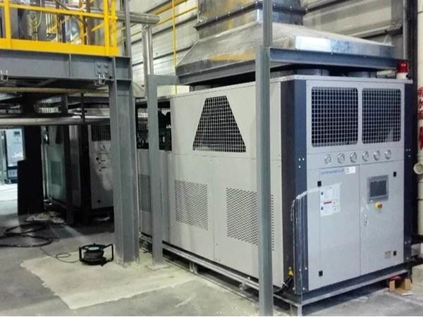 反应釜冷热一体循环机