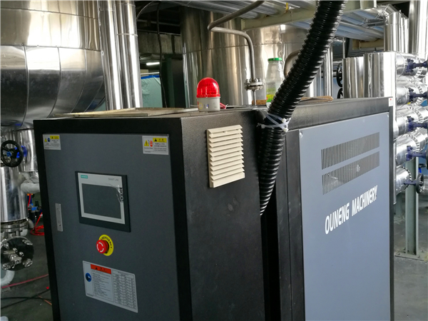 反应釜PLC温度控制系统