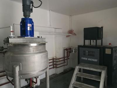 反应釜如何保持恒温控制?「欧能机械」为您提供加热、冷却解决方案