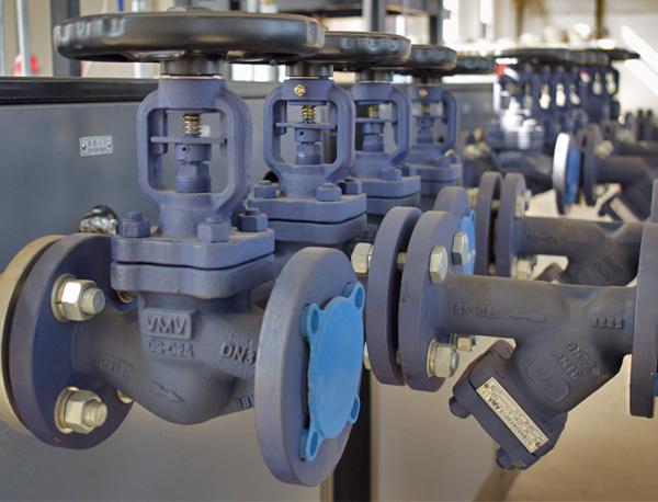 电加热蒸汽两用模温机疏水阀的作用