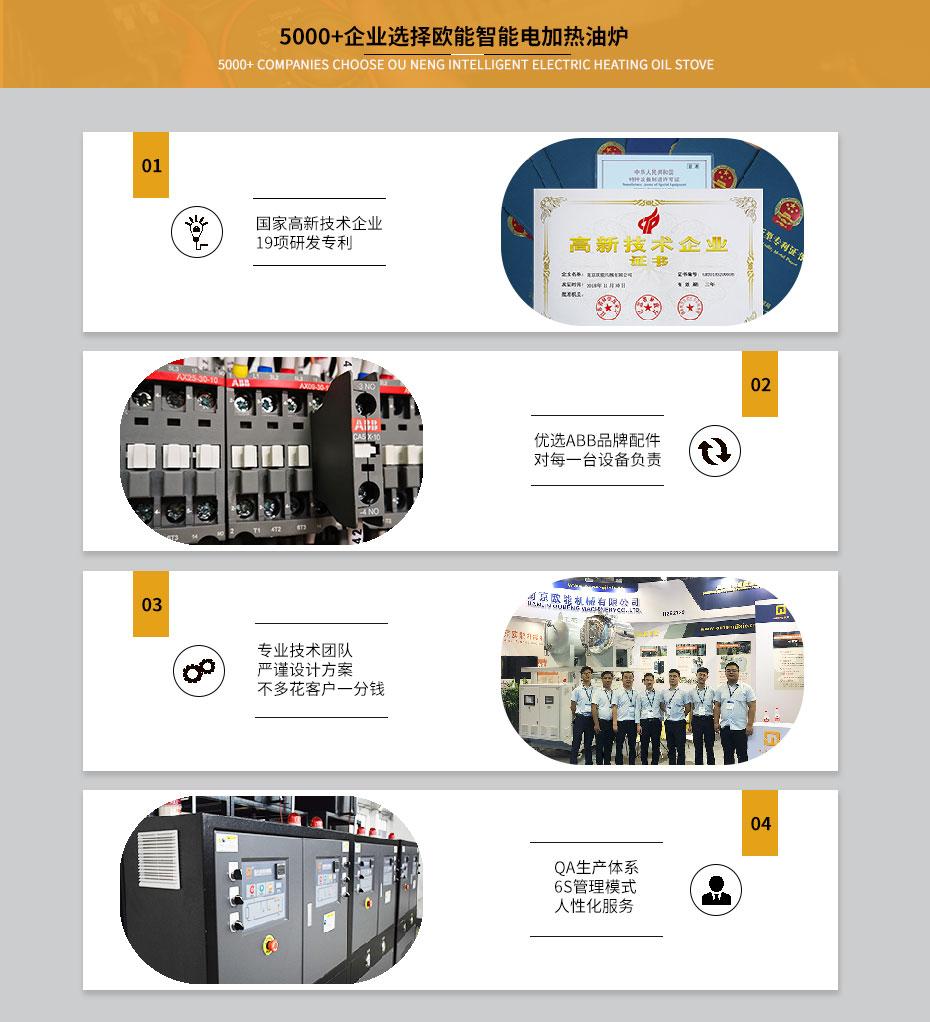 智能电加热油炉设备