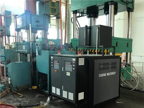 压延机如何配模温机-欧能机械介绍