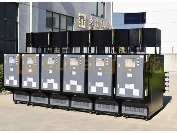 常州电加热电导热油炉发货