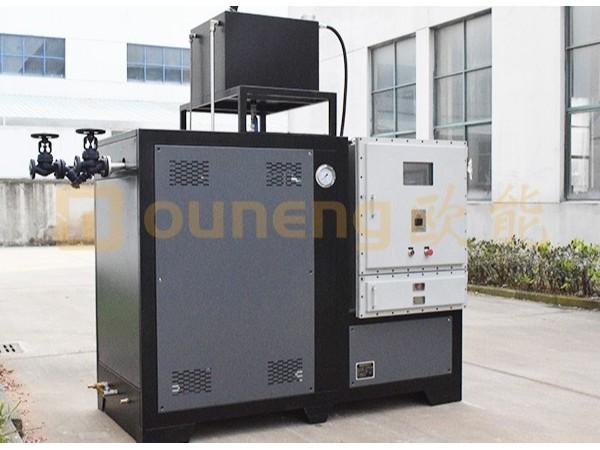防爆电加热油炉发货