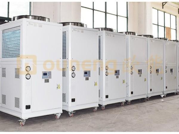 工业冷水机发货