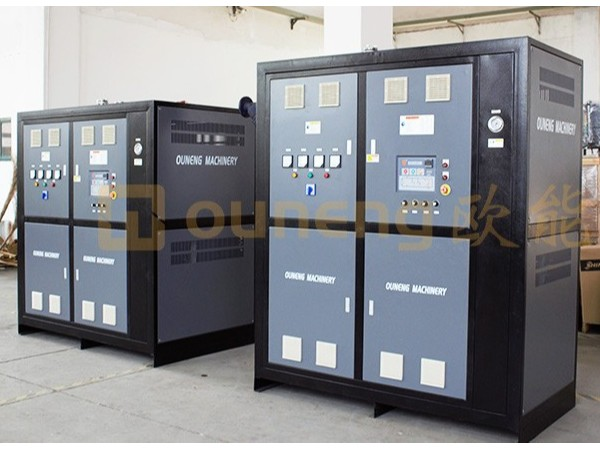 360KW电加热导热油炉发货
