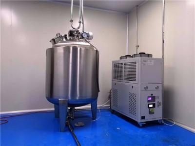 制药行业的反应釜温度控制解决方案「欧能机械」±0.2℃精度控温