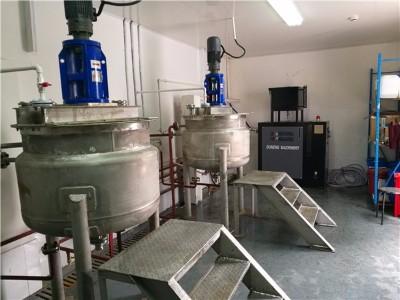 温度控制在化工反应釜中的作用是什么?「欧能机械」