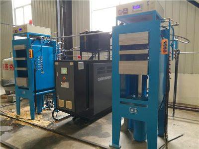 模压温度对复合材料制品的影响「欧能机械」