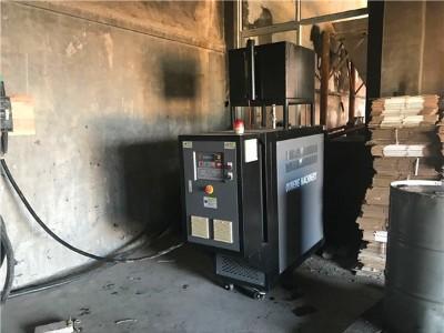 橡胶挤出行业专用模温机,橡胶模温机的运用的优势「欧能机械」分享