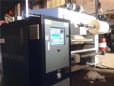 覆膜机辊筒温度控制模温机,「欧能机械」控温精度±0.5℃